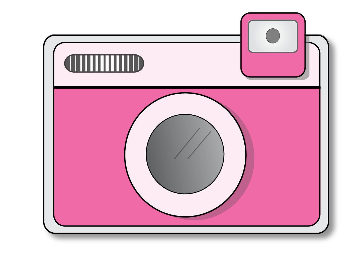 Photography clipart pink camera Camera Clipart Camera Best Camera