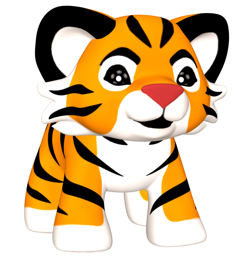 Bengal clipart cute tiger Clipart tiger Cliparting free images