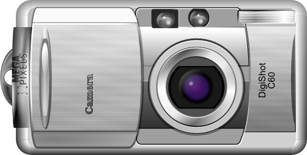 Camera clipart digital camera Online Camera vector Download clip
