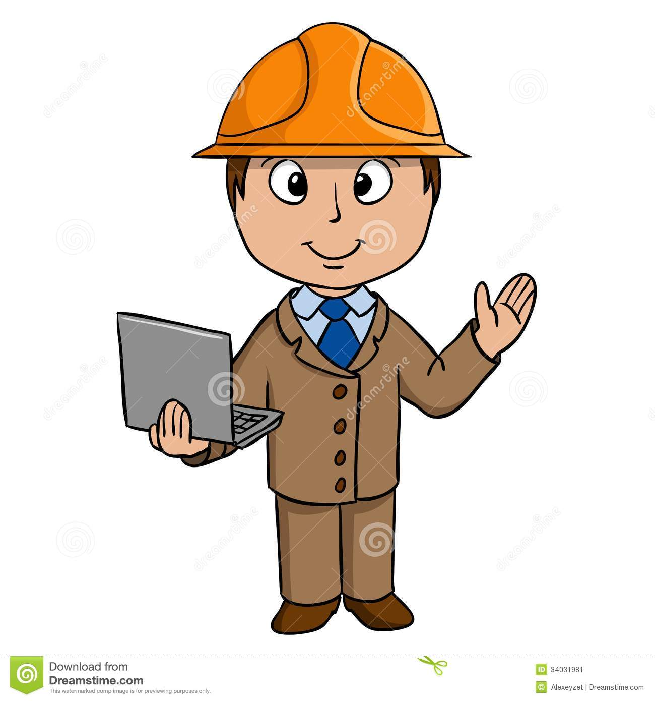 Boy clipart engineer Engineer Clipart  Cartoon