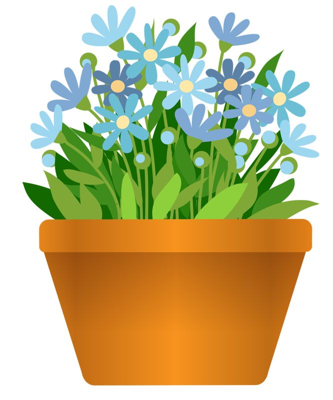 Drawn pot plant clipart On & Яндекс Pinterest PLANTS