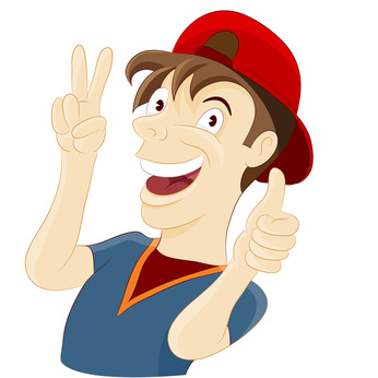 Other clipart friendly person Fix Friendly Man  Man