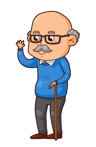 Country clipart great grandparent Clipart Grandfather Clipart And Clipart