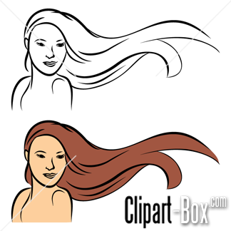 Photos clipart hairstyle #4