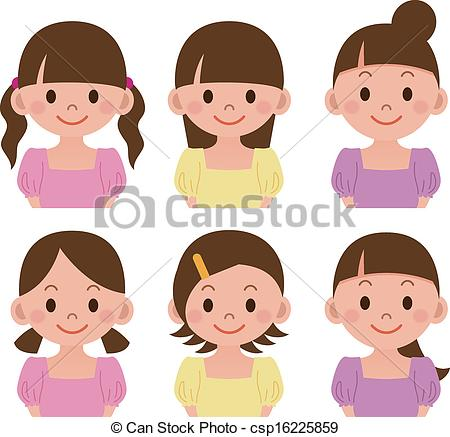 Photos clipart hairstyle #11