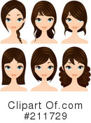Photos clipart hairstyle #13