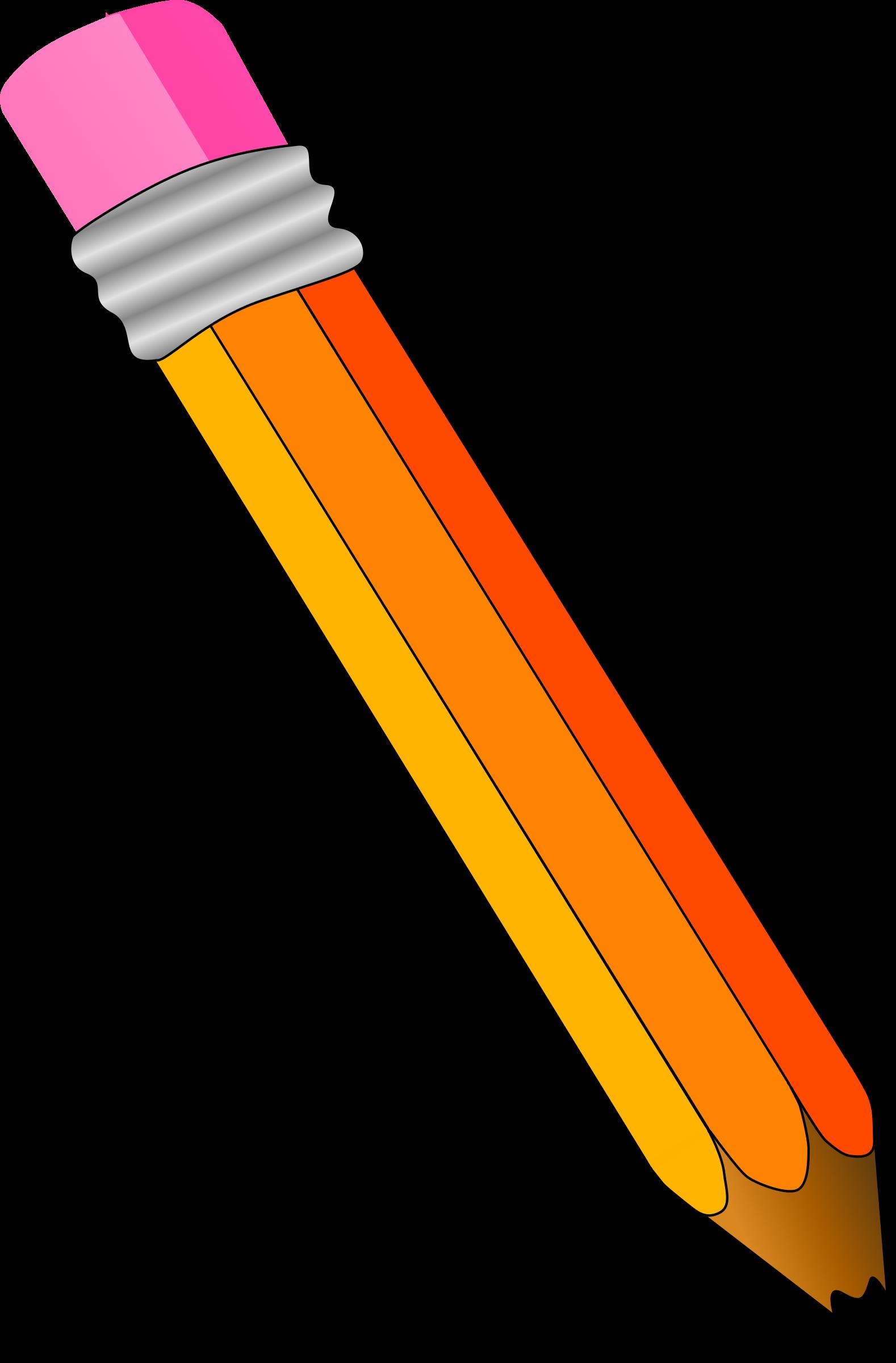 Pencil clipart sharp pencil Pencil clipartandscrap clipartandscrap Pencil clip