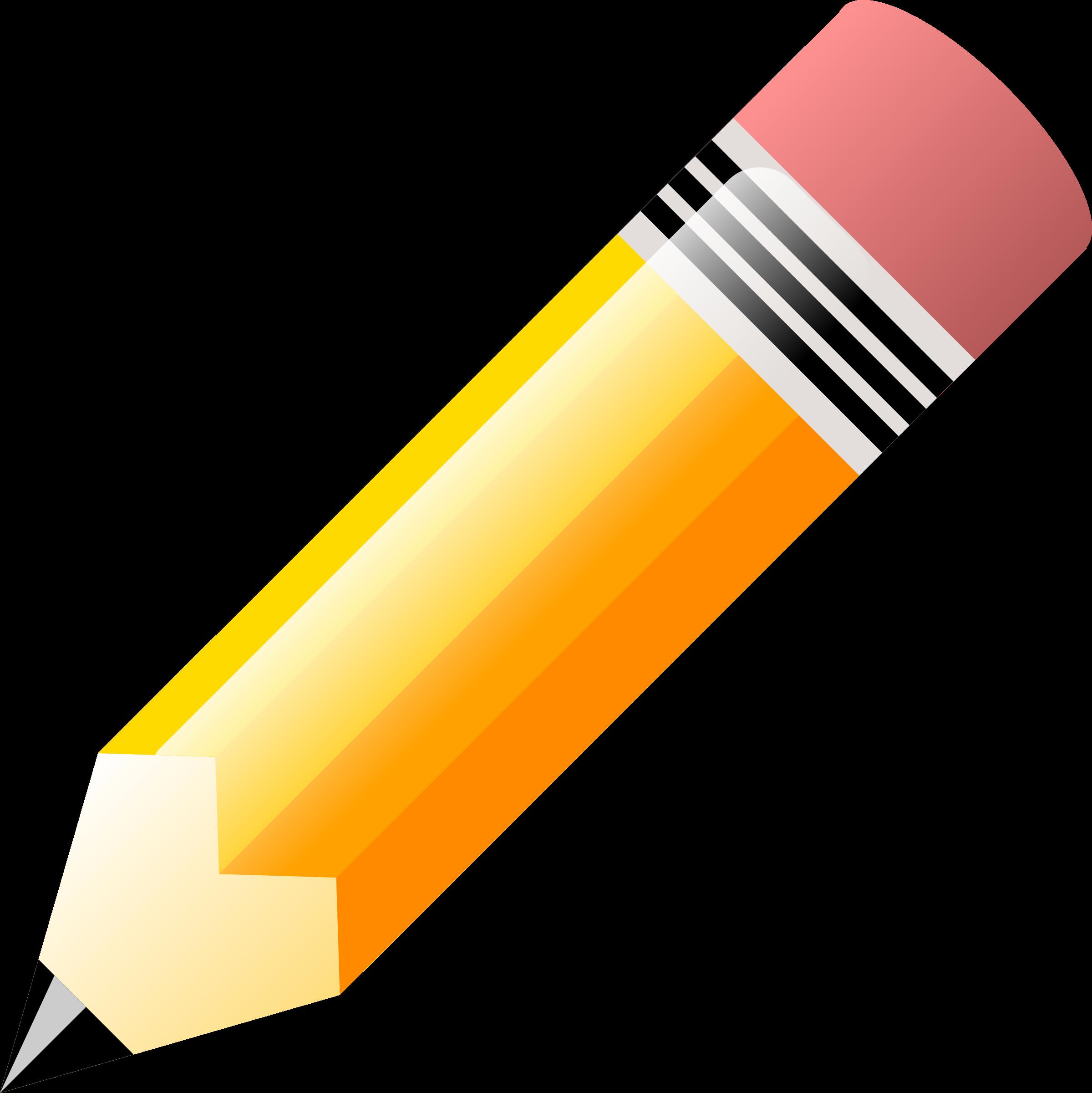 Pencil Pencil Clipart
