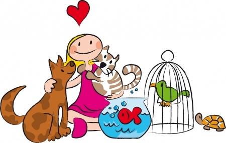 Paw clipart pet sitter S 80% Pet Clipart kindergarten