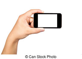 Phone clipart camera phone Camera Holding Stock 16 and