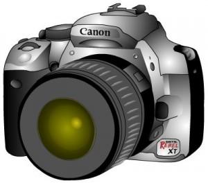 Photography clipart slr camera Black clip pinkpueblo Photography elements
