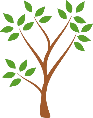 Clipart Simple Tree Clipart Simple