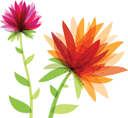 Wildflower clipart abstract  Clipart Flowers Gallery Flowers