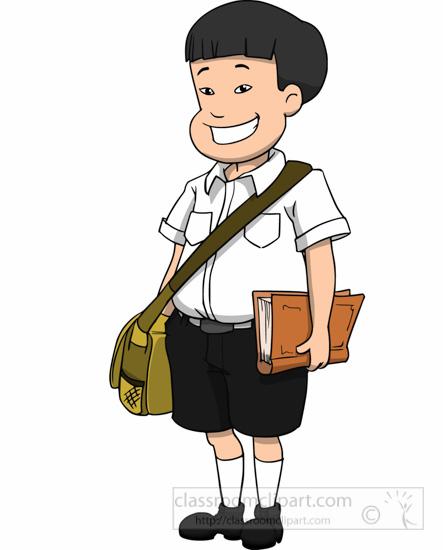 Boy clipart school student Graphics Cliparting Student com clip