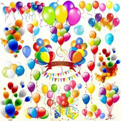 Photoshop clipart balloons Photoshop 25 elements balloon px