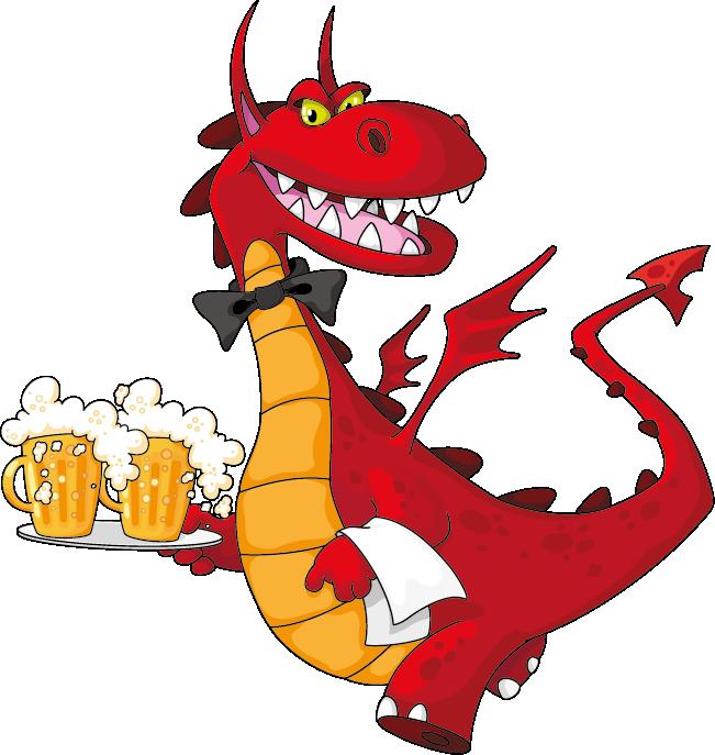 Photoshop clipart dragon Cartoon Cartoon  tipo and