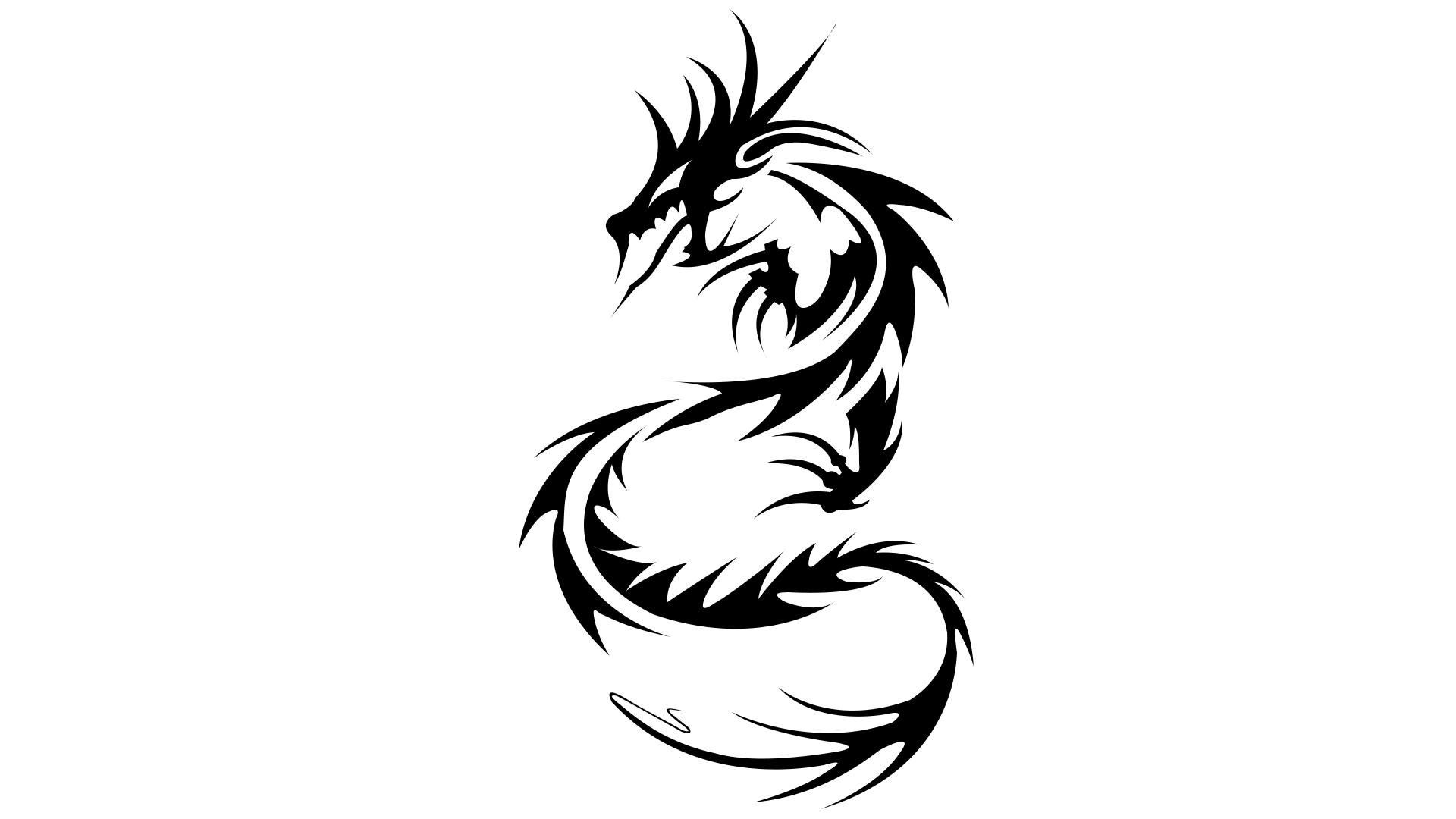 Photoshop clipart dragon Art Graphics Clip Blog Tattoo