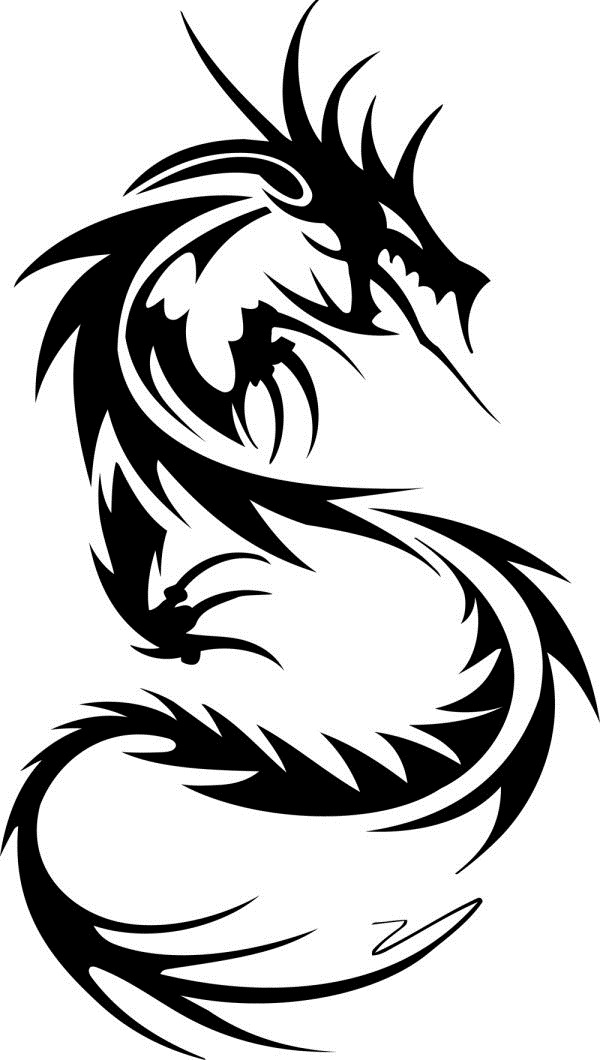 Photoshop clipart dragon Dragon Of Art Free A