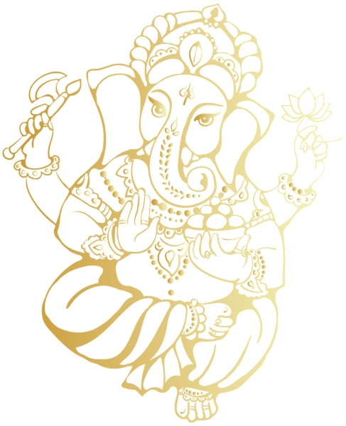 Gallery clipart visual art Ganesha Image clipart images PNG