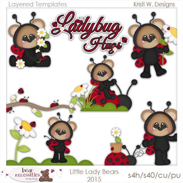 Photoshop clipart little bear  Bears W Teddy Teddy