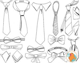 Photoshop clipart mens tie Silhouettes for Dad Mens Photoshop