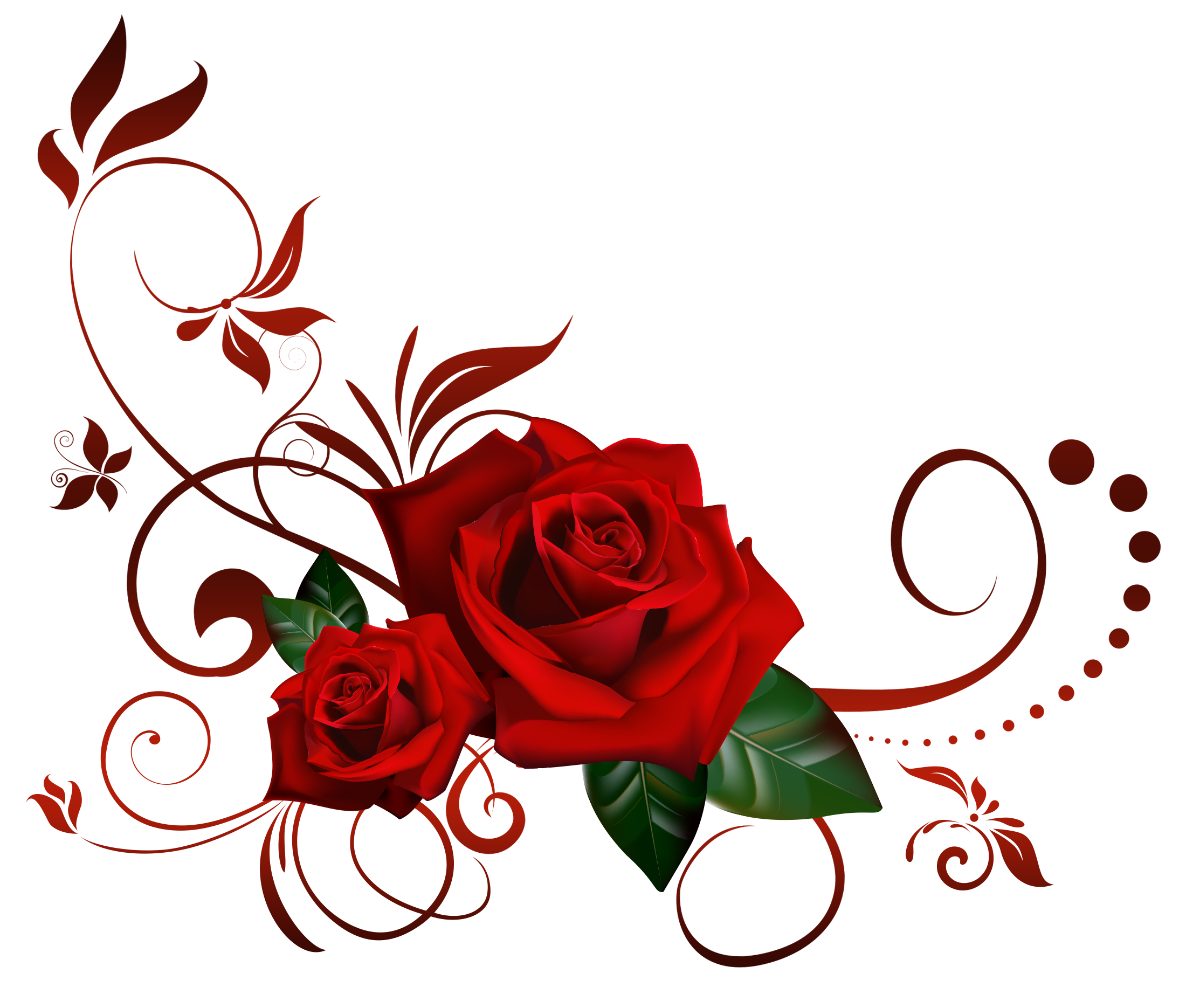 Blue Rose clipart valentines day rose Png Free clipart photoshop Icons
