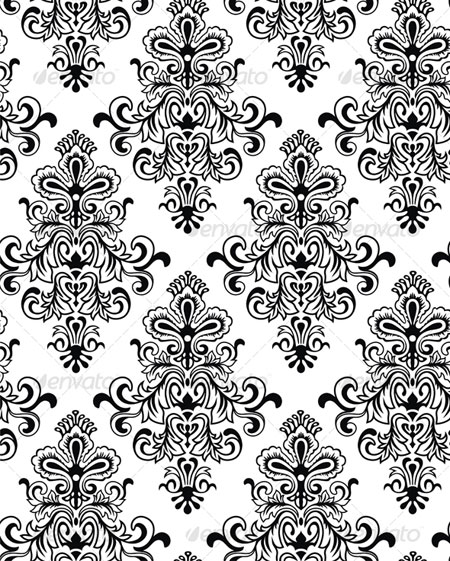 Photoshop clipart victorian pattern From Vintage Pattern the GBP)