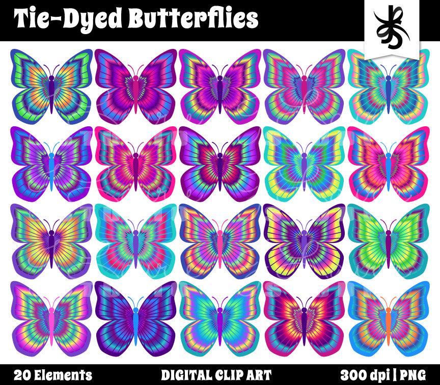 Physcedelic clipart fun frame Is This Butterflies  Butterflies