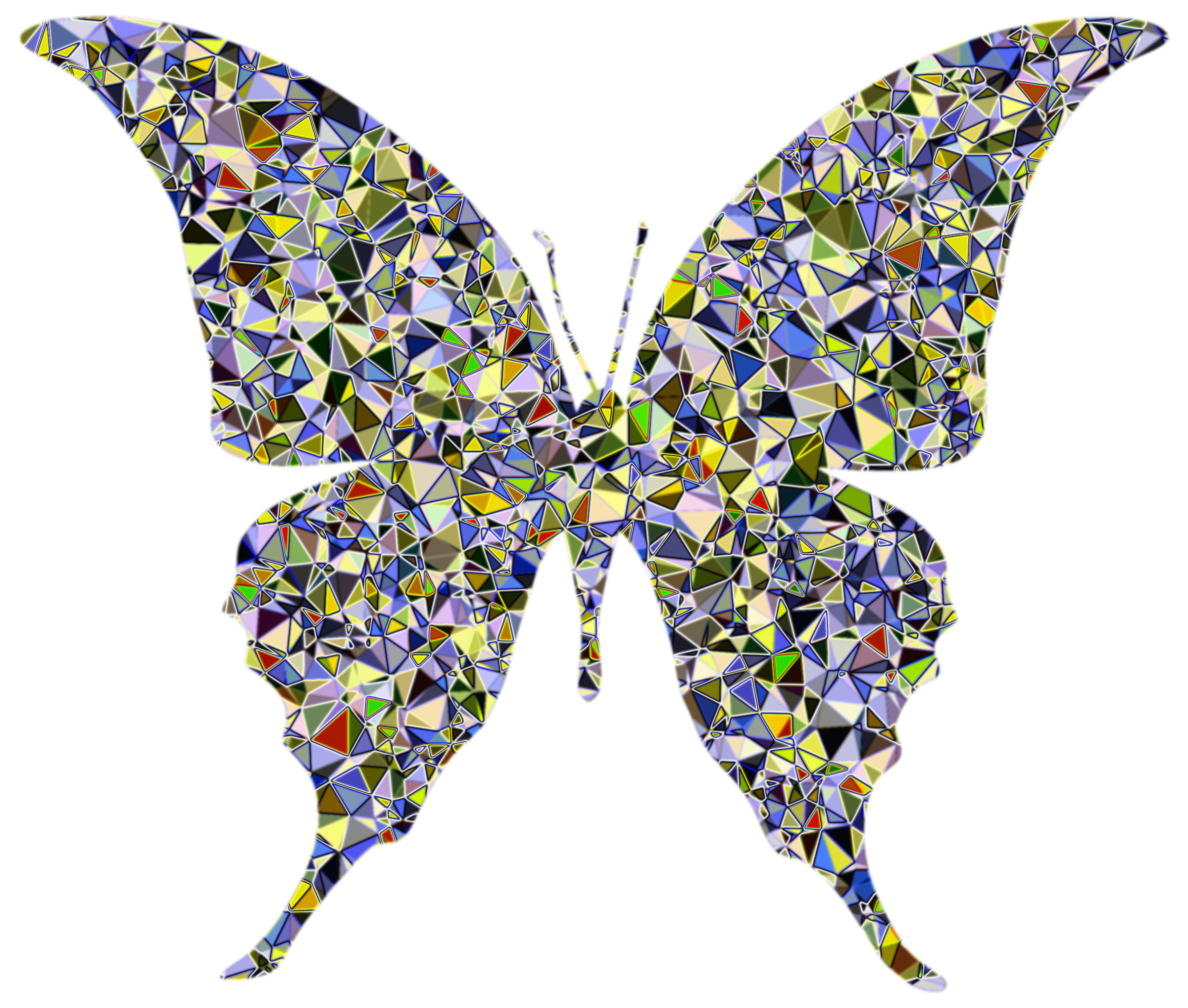 Moth clipart psychedelic #5