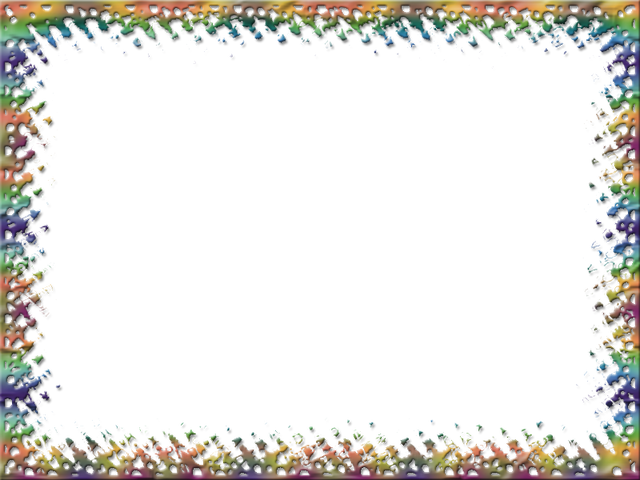Physcedelic clipart fun frame Free to 10 Digital Frames