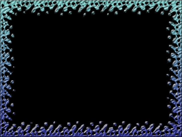 Physcedelic clipart fun frame Free Spruce 10 Digital in