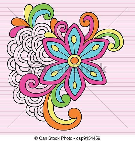 Physcedelic clipart love flower Art best images Love Pinterest
