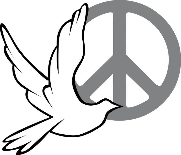 Physcedelic clipart peace bird Dove Peace images 420 Pinterest
