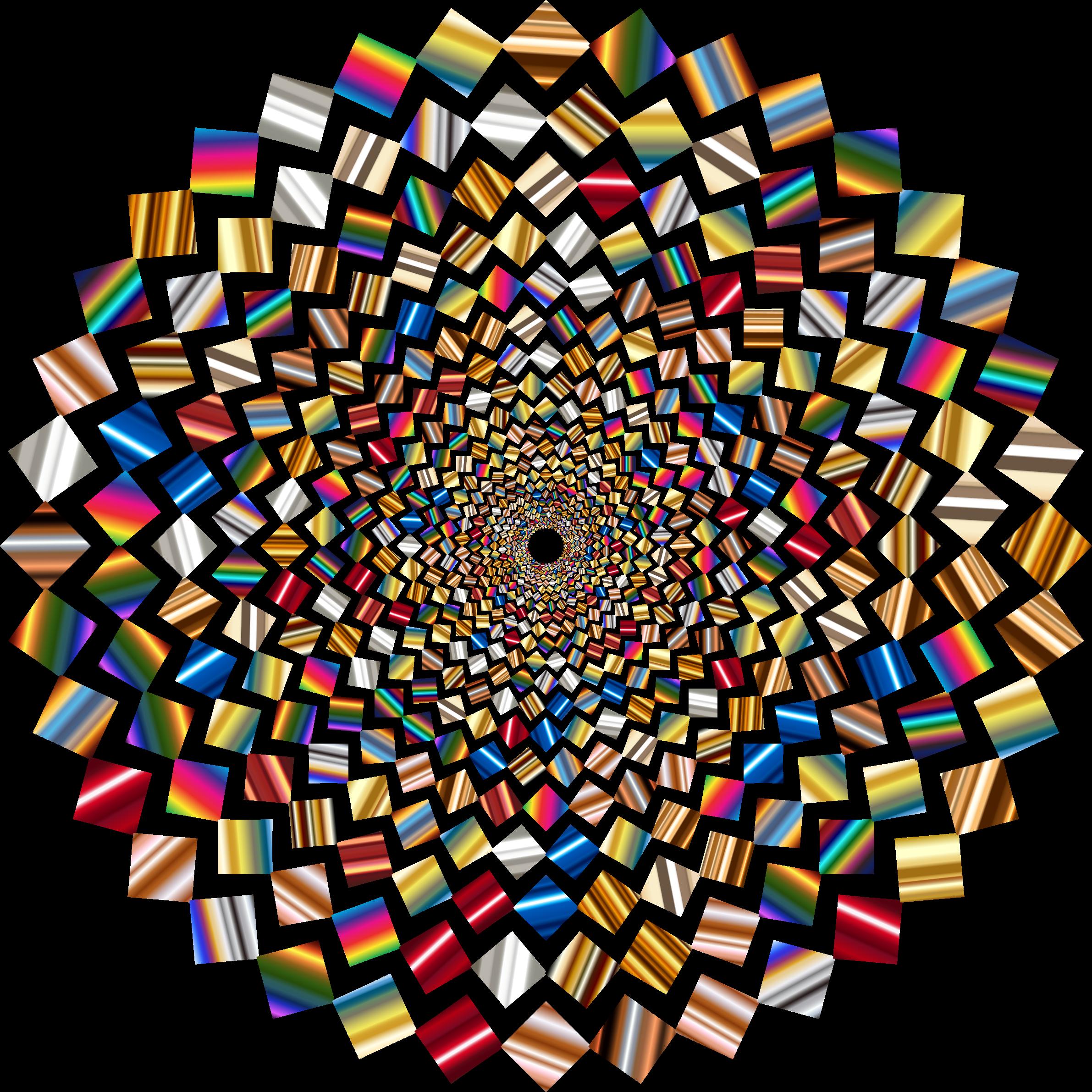 Physcedelic clipart transparent Clipart Concentric Psychedelic Colorful Vortex
