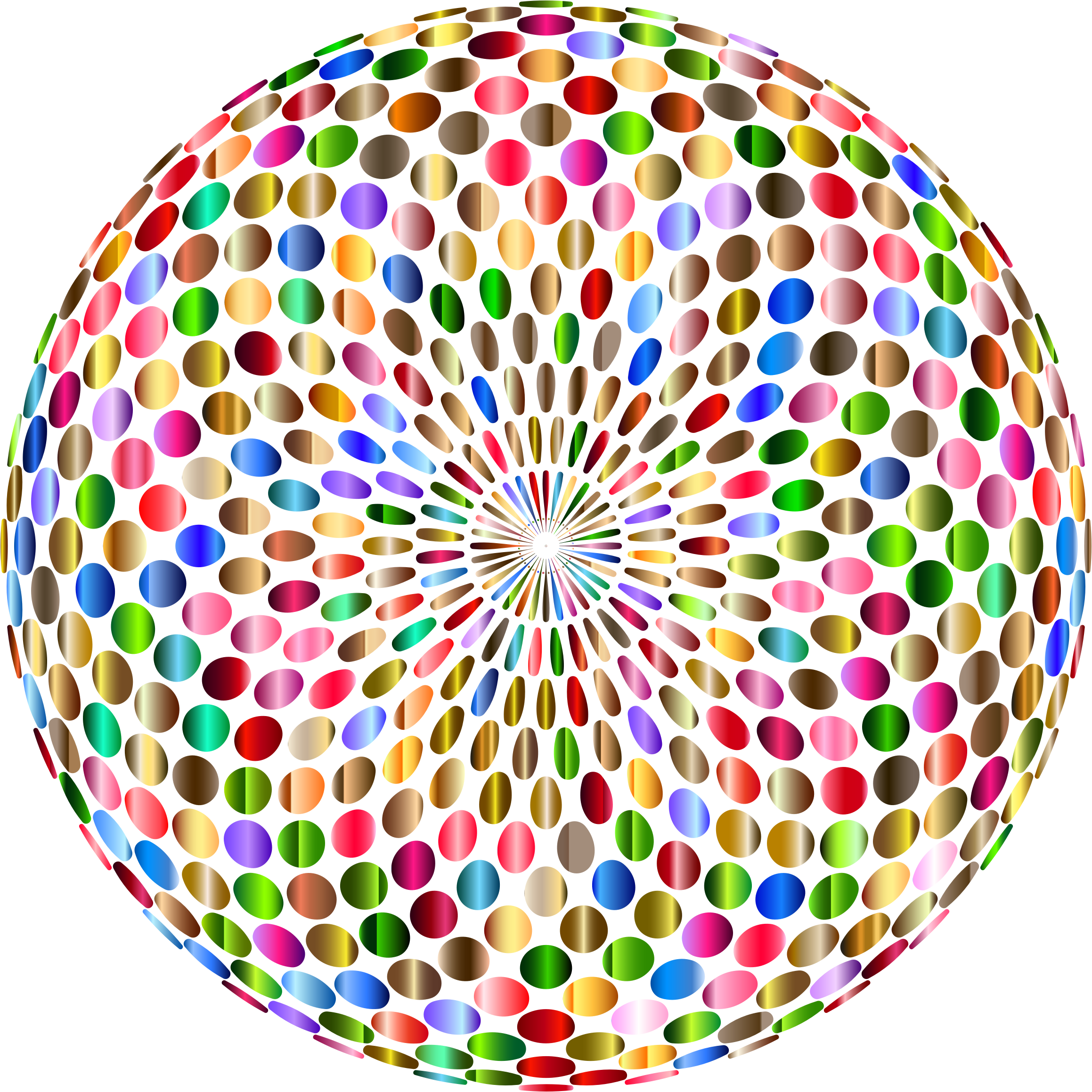 Physcedelic clipart transparent No Background Disco Clipart Psychedelic