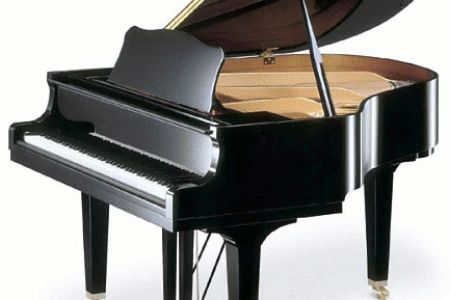 Piano clipart mini Piano weaver web from White