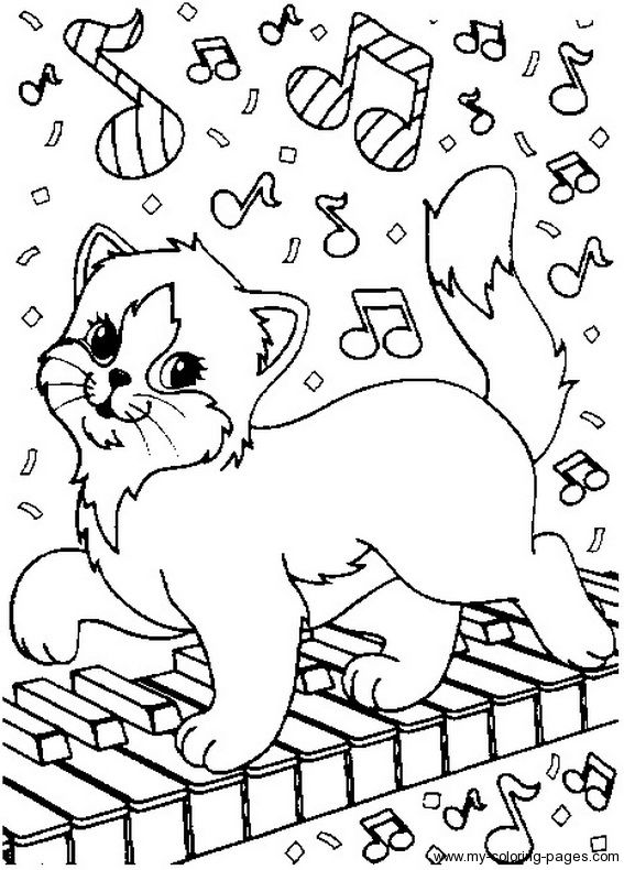 Piano clipart coloring page Pinterest Clipart Music & on