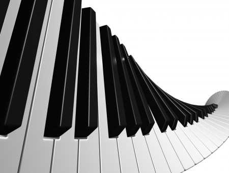 Piano clipart curved Art Curved Curved Every Wallpapers