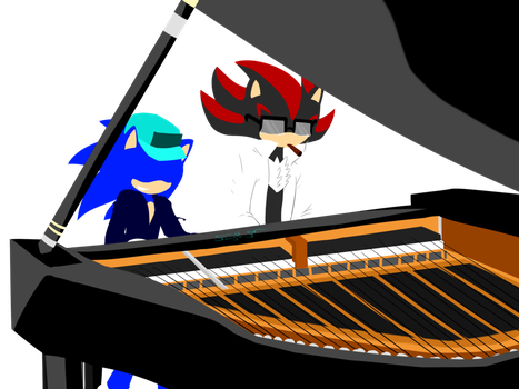 Piano clipart duet SilverFangs15 on Duet pianoduet pianoduet