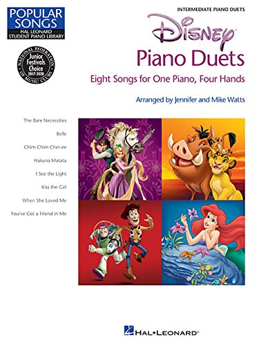 Piano clipart duet Piano Watts Watts: Disney Mike