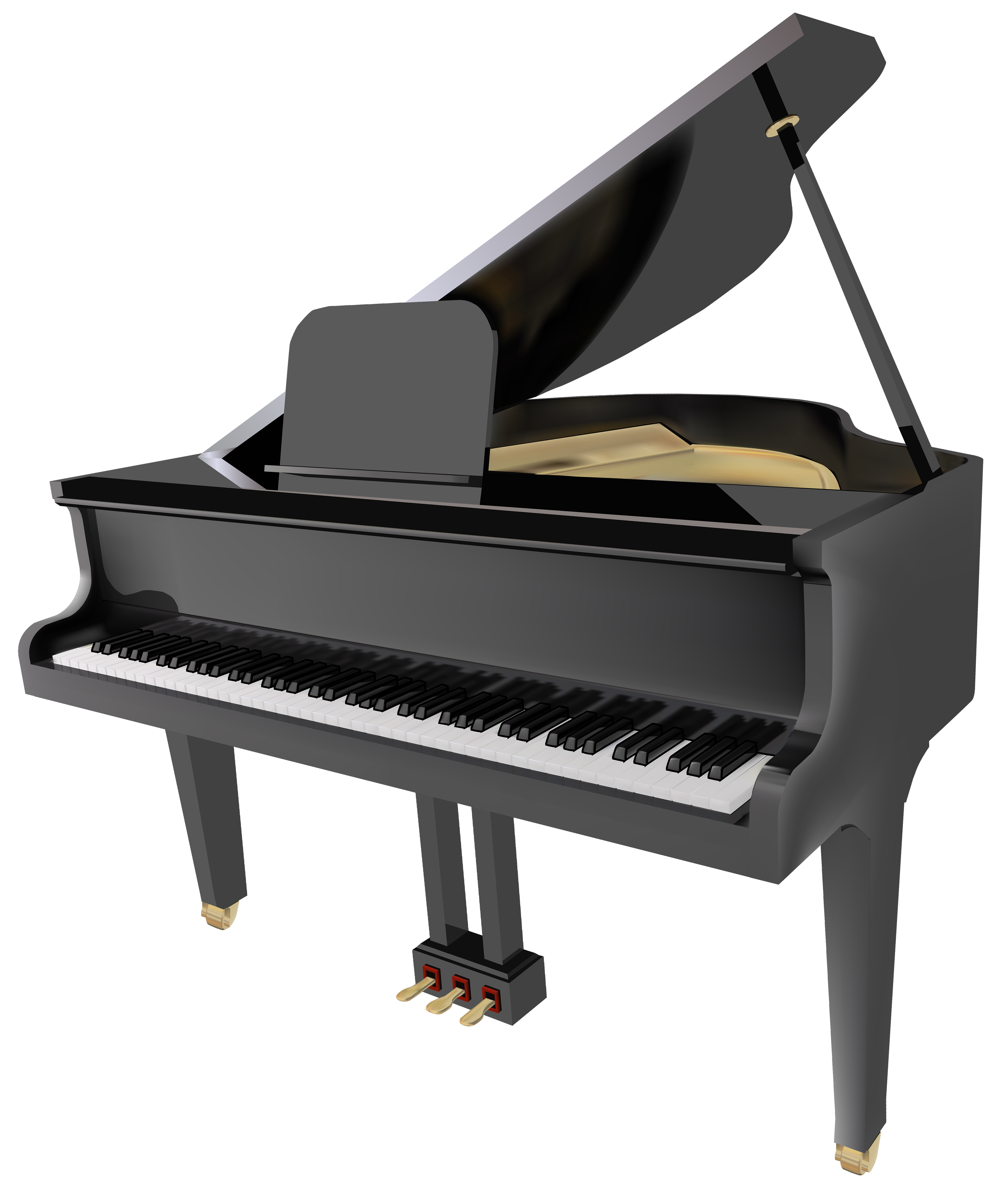 Piano clipart front Clipart Piano Clipart WEB Best