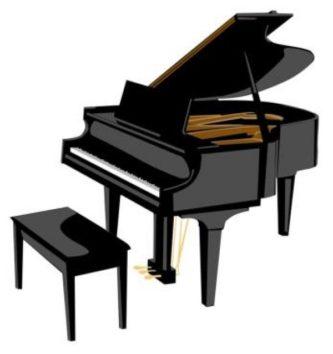 Piano clipart mini ClipartPen Clipart Piano Toy Classic