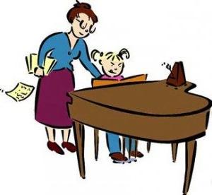 Piano clipart piano lesson PIANO Online FOR  Piano