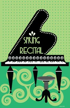Piano clipart piano recital To invitation Filing Pianos West