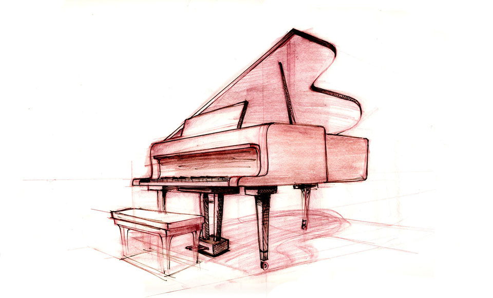 Piano clipart pink Download Free Clip Free Piano