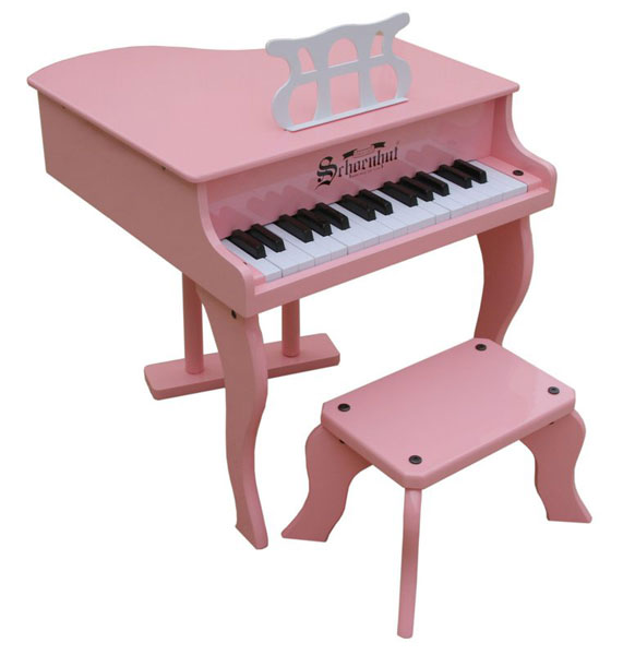 Piano clipart pink Pink Pianos The Pianos Children's