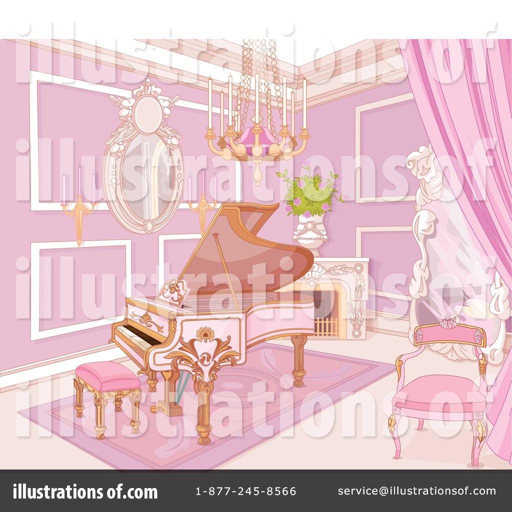 Piano clipart pink By #1448484 #1448484 Clipart Free