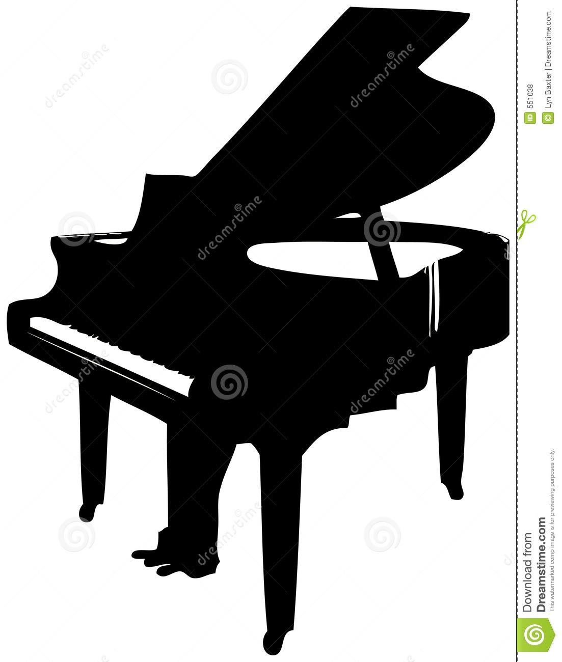 Piano clipart shadow Free grand%20clipart Clipart Panda Grand