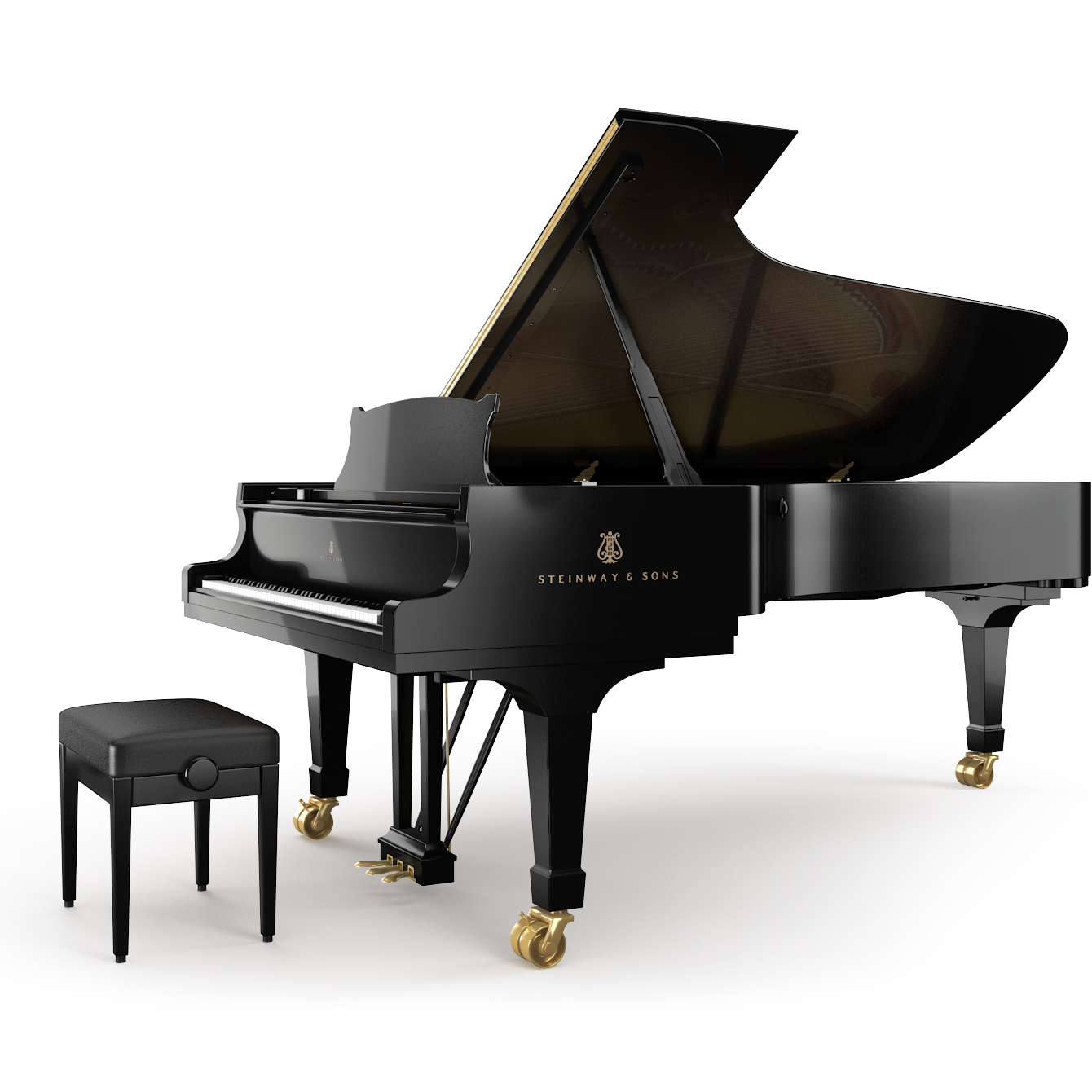 Piano clipart side view View Side and Cliparts Piano