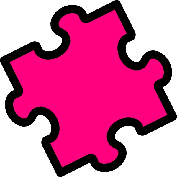 Pice clipart Piece about pieces 2 Puzzle
